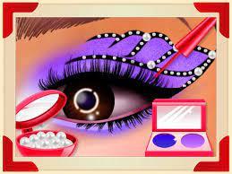 Desenhos de Incredible Princess Eye Art 2 para colorir