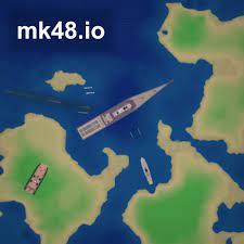 Desenhos de Mk48.io para colorir