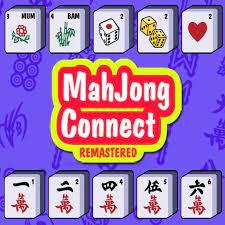 Desenhos de Mahjong Connect Remastered para colorir