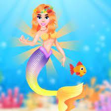Desenhos de Mermaid Fashion para colorir