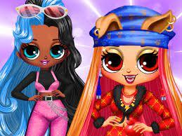 Play Monster Popsy Dolls Game