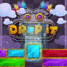 Desenhos de Drop It para colorir