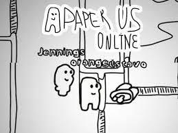 Desenhos de Paper US Online para colorir