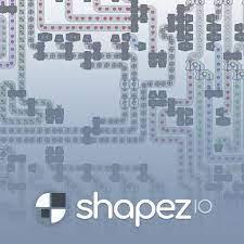 Desenhos de Shapez.IO para colorir