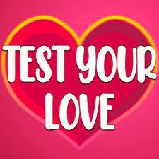 Desenhos de Test Your Love para colorir