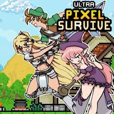 Play Ultra Pixel Survive Game