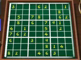 Desenhos de Weekend Sudoku 26 para colorir
