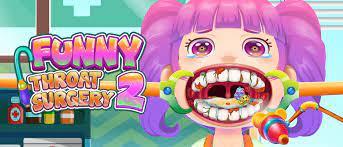 Desenhos de Funny Throat Surgery 2 para colorir