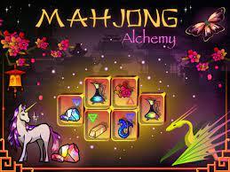 Desenhos de Mahjong Alchemy para colorir
