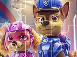 Play Paw Patrol Jigsaw Game
