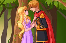 Desenhos de Princess Dating Times para colorir