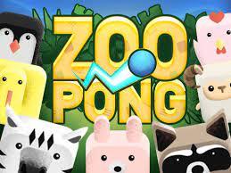 Desenhos de Zoo Pong para colorir